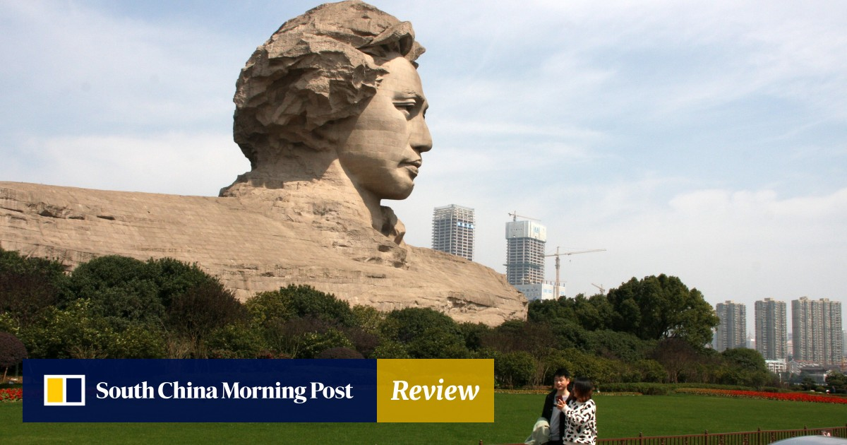 In Changsha, China, a British writer finds clues to his own