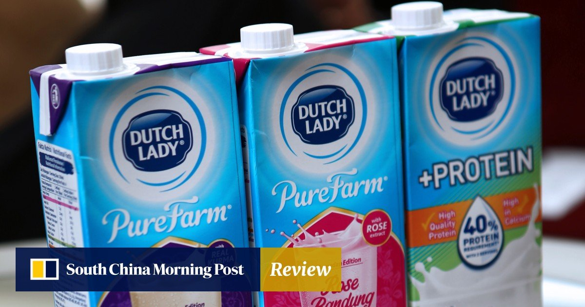 Dutch Lady story: the Malaysian milk brand with roots half a