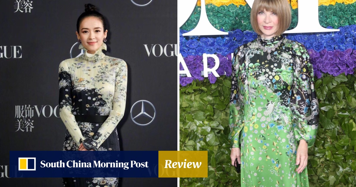 53a123f987eb9 Has Anna Wintour made a fashion faux pas? | South China Morning Post