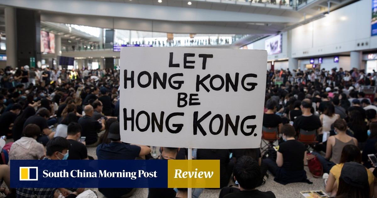 Hong Kong's protests will destroy the city we love if opposing ...