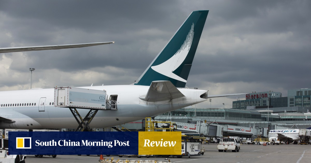 Cathay Pacific threatens staff with sack after Beijing draws