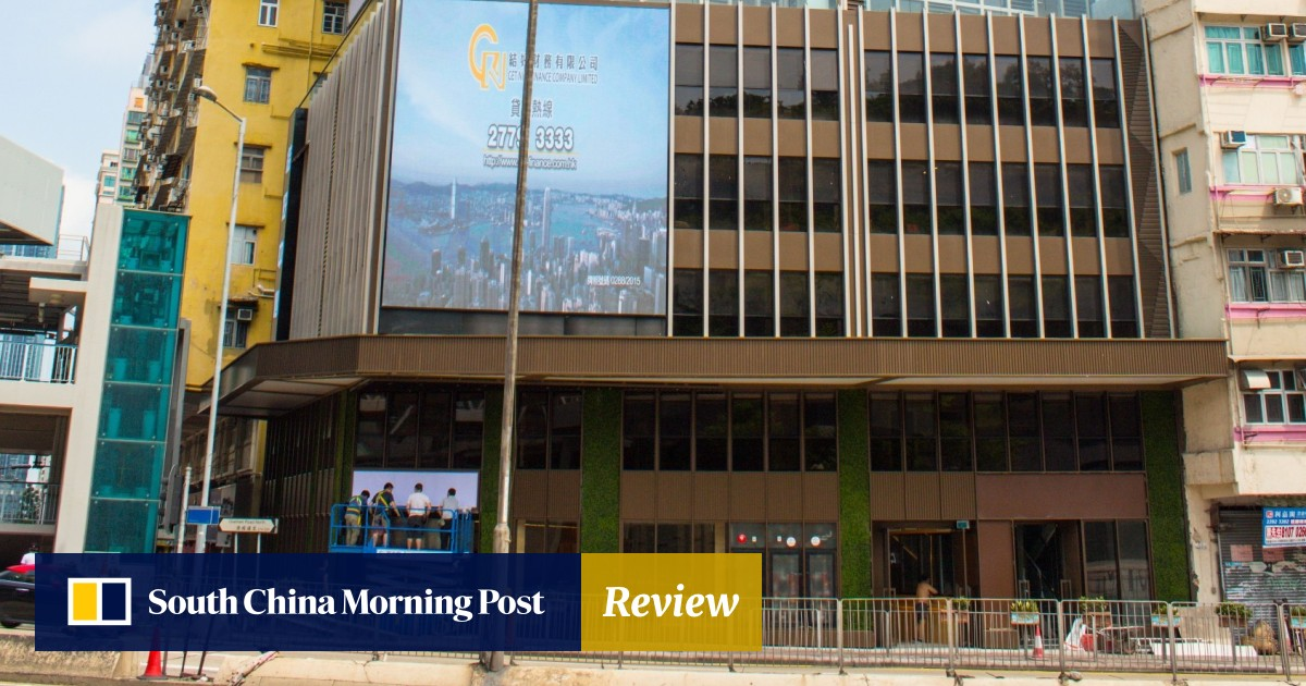 Hong Kong commercial real estate may get new lease of life