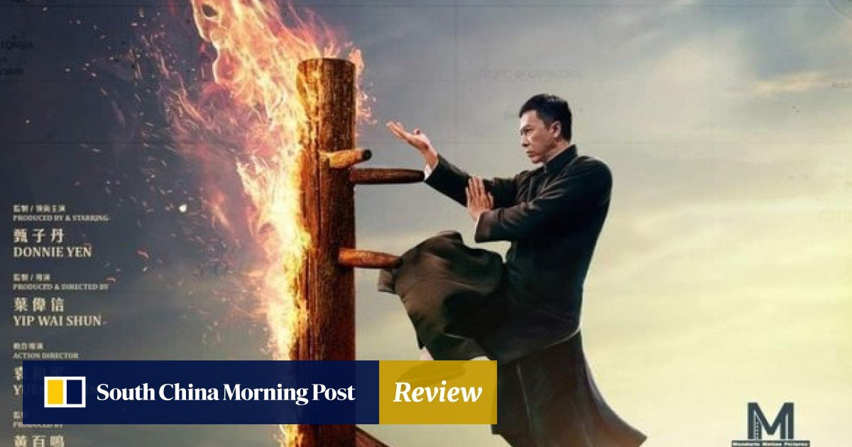 Fans Saddened As Donnie Yen Confirms Ip Man 4 Will Be Last
