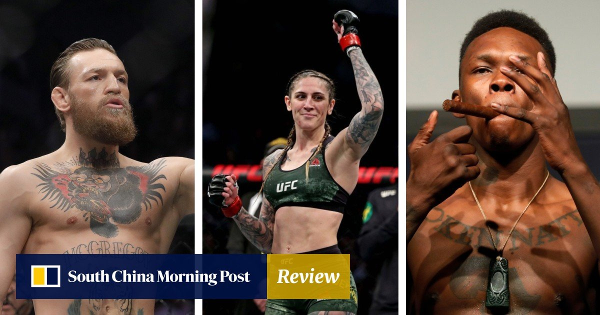 Most popular ufc fighters 2019