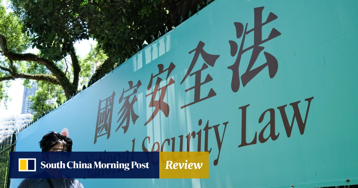 National security law: Beijing suspends Hong Kong's extradition treaty with  New Zealand in tit-for-tat move | South China Morning Post