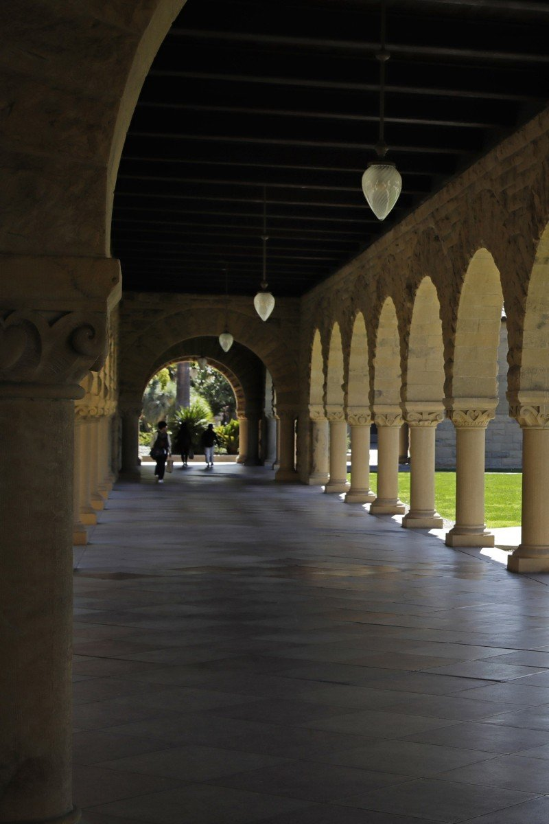 Hard work got me into Stanford University, says Chinese