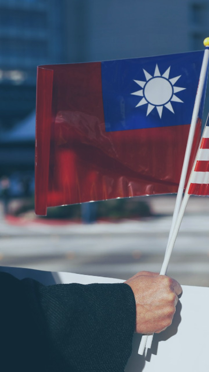 US-Taiwan relations are at their strongest in decades  Thanks
