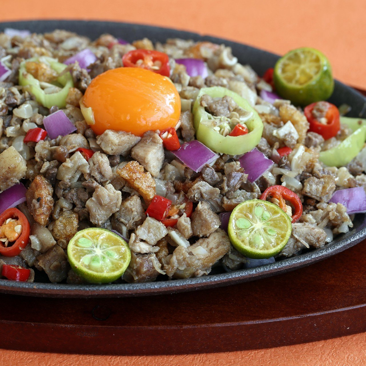 Filipino sizzling pork sisig made easy - recipe | SCMP Cooking