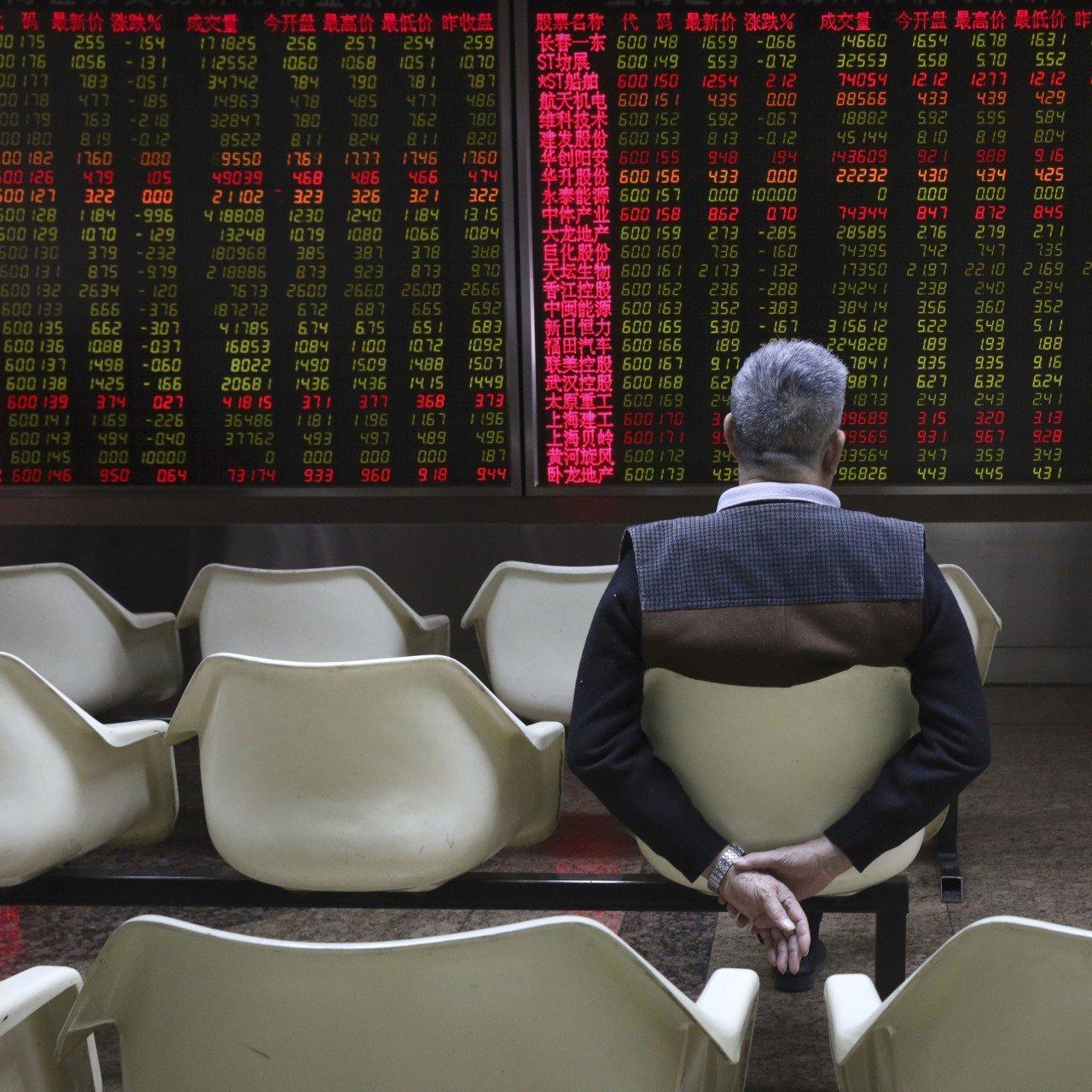 Mainland China stocks post slight gains on Thursday after