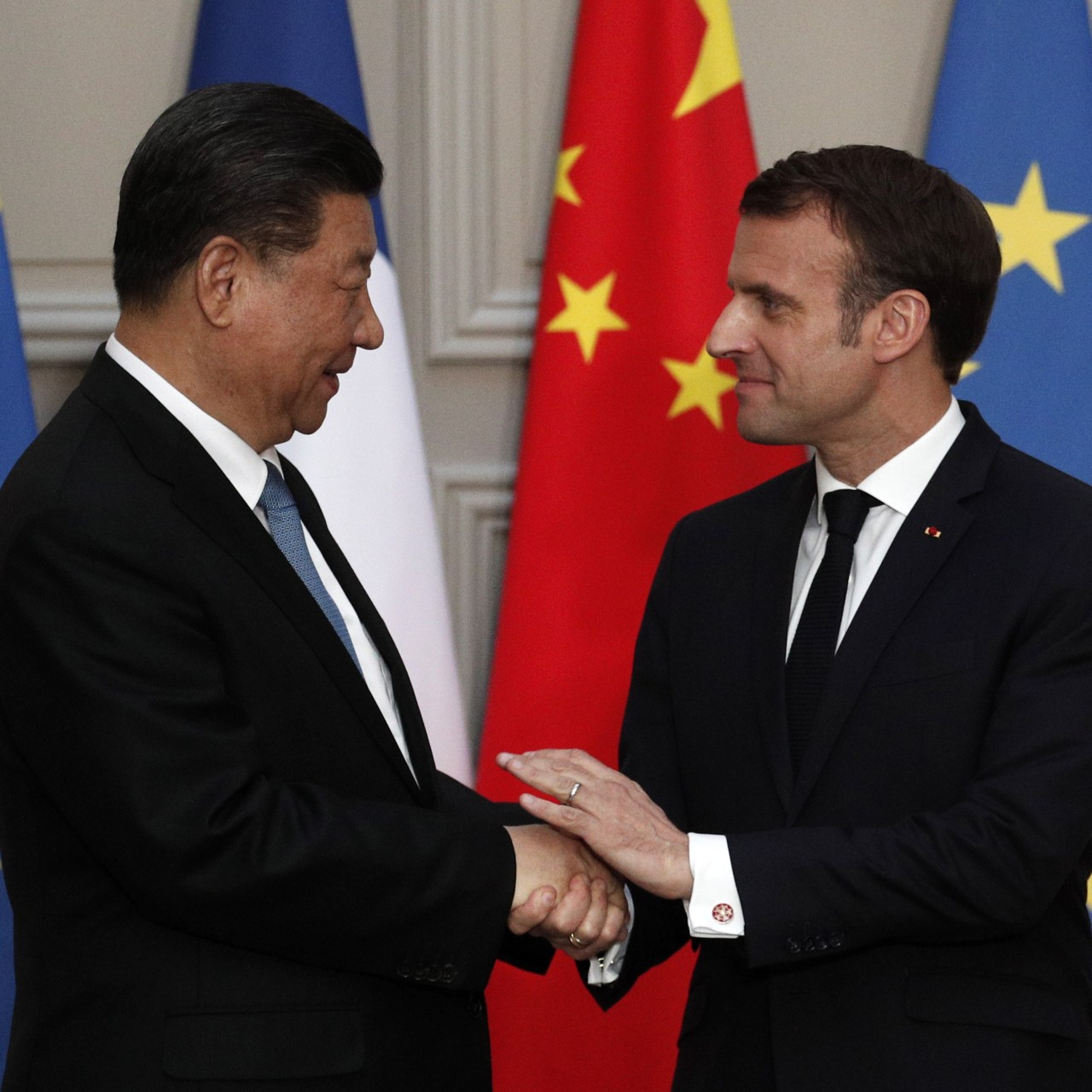 China, France sign US$45 billion of deals including Airbus