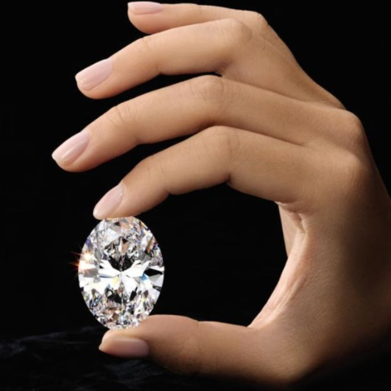 A diamond the size of a walnut just sold for US$13 8 million | South