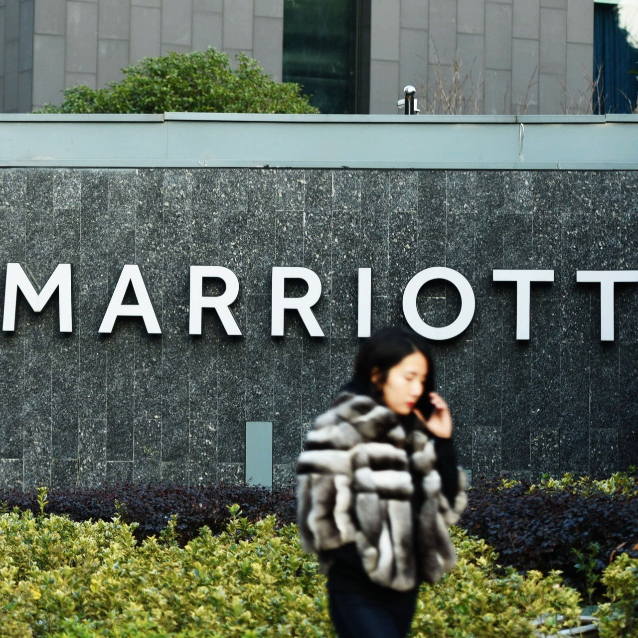 US hotel giant Marriott's goal of 1,000 properties by 2020 in Asia