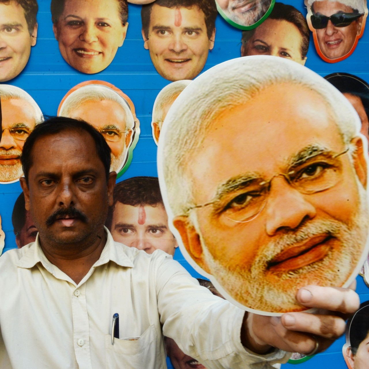 Gandhi to cow vigilantes, fake news and 'watchman' Modi: India's