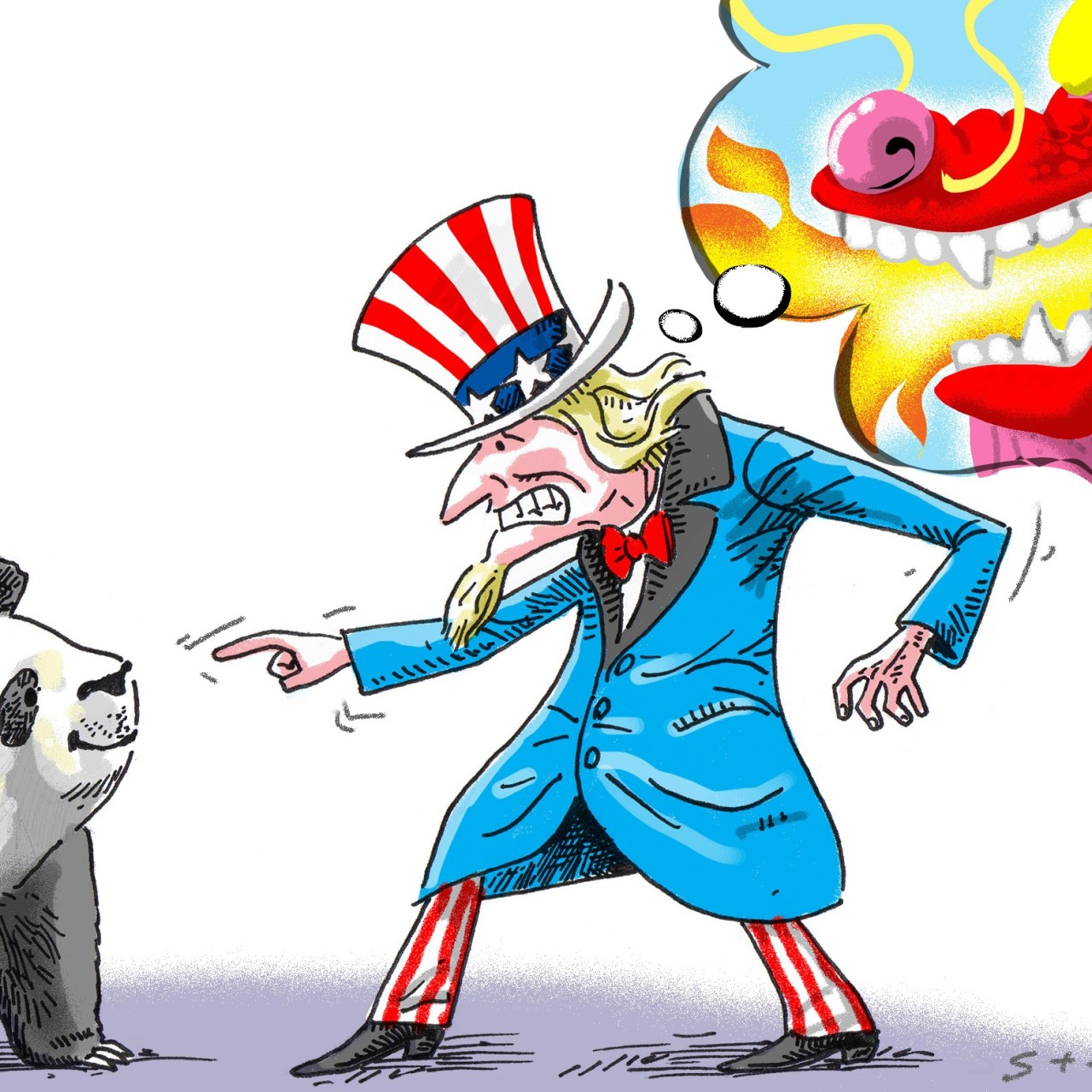 America's latest 'red scare' is overblown  China is not