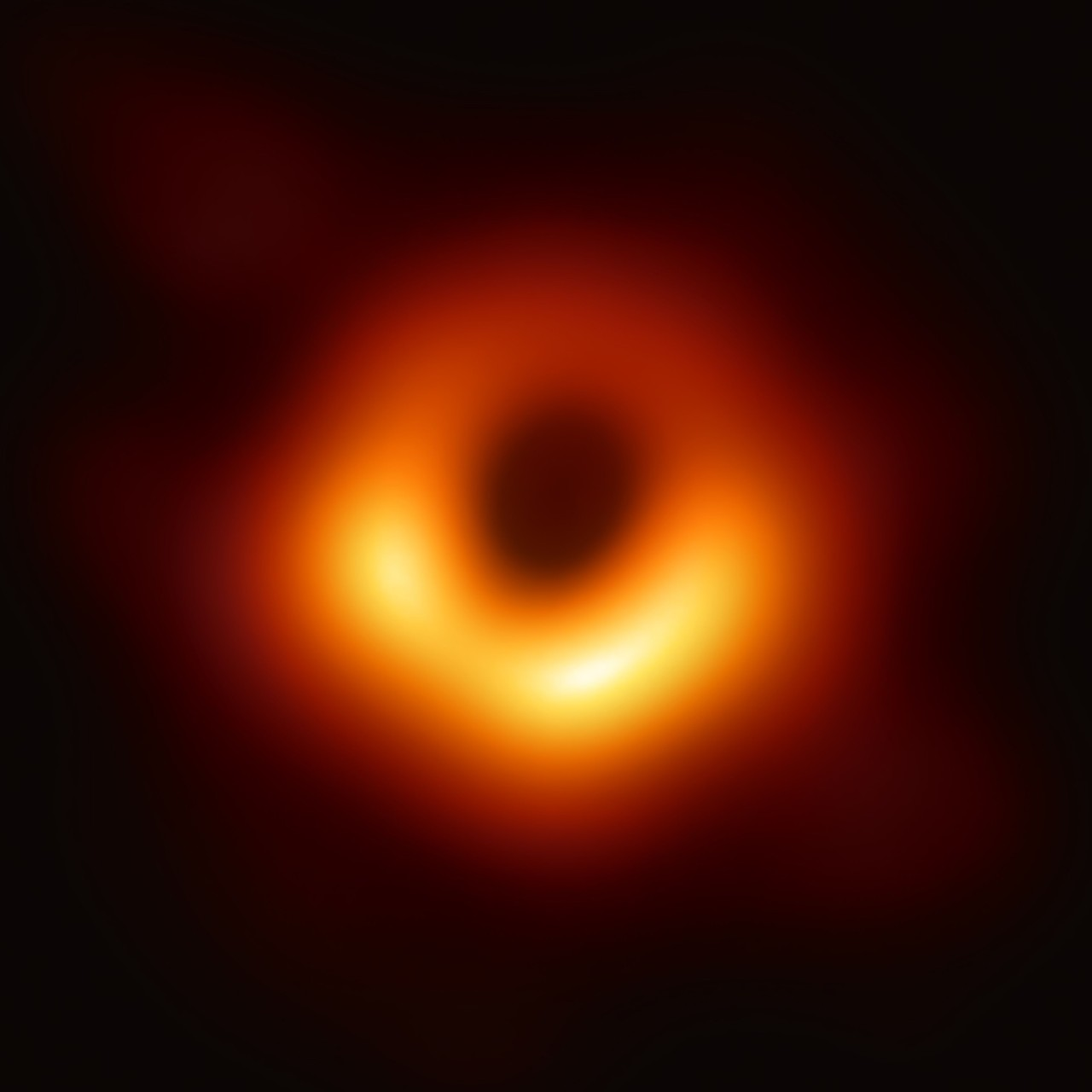We're seeing the unseeable': Scientists reveal first true image of a