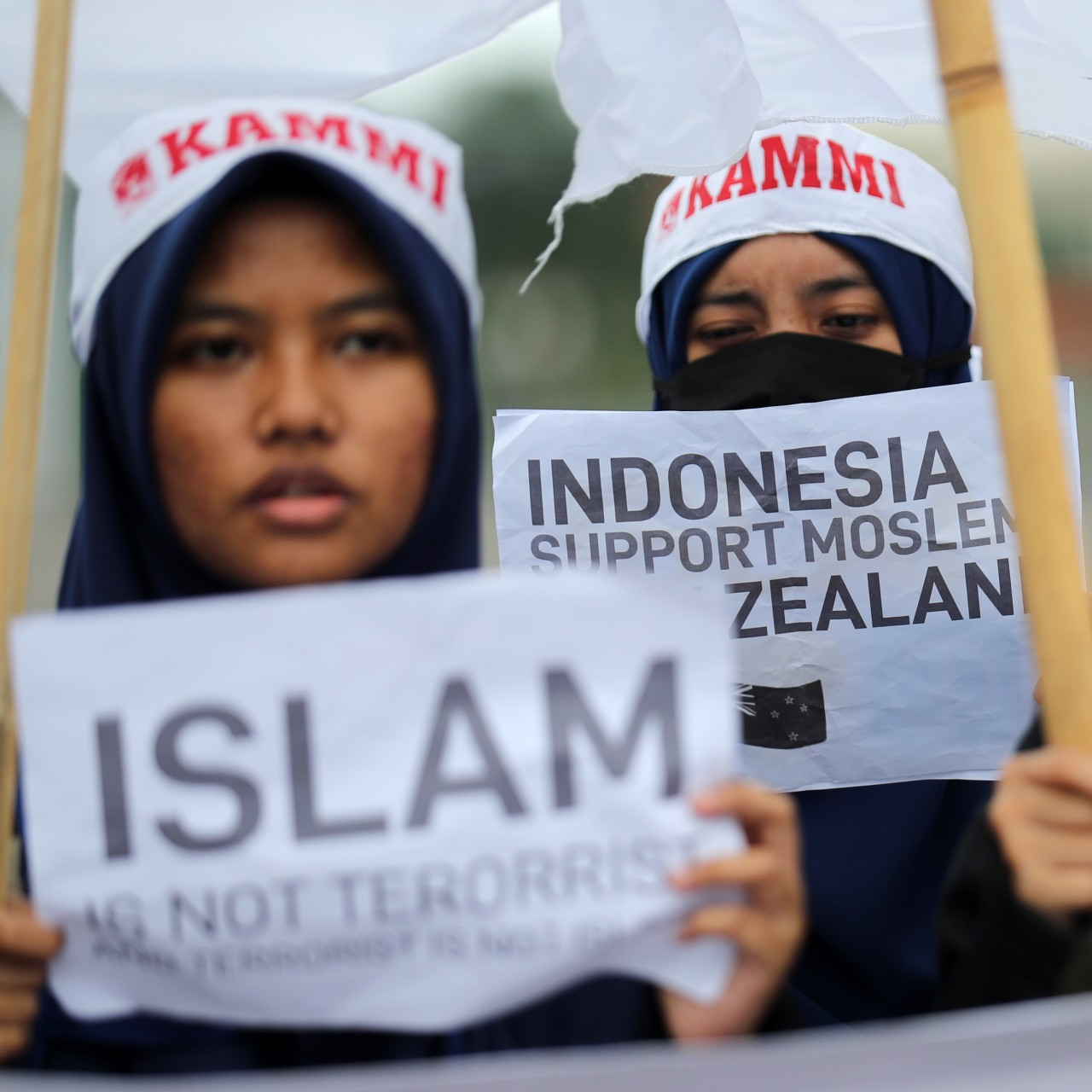 How moderate Islam in Indonesia counters the religious