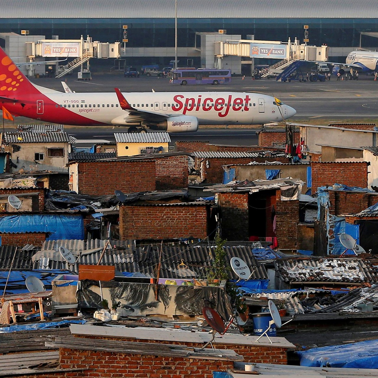 Indian budget airline SpiceJet set to open a new route from Mumbai