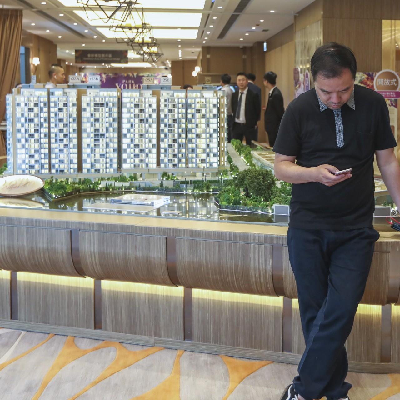 No takers for Sun Hung Kai Properties' Park Yoho Napoli