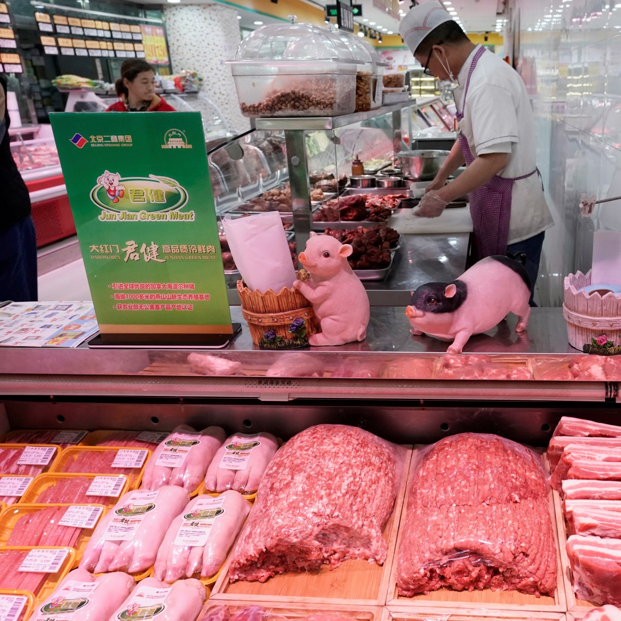 China's pork industry under threat as African swine fever