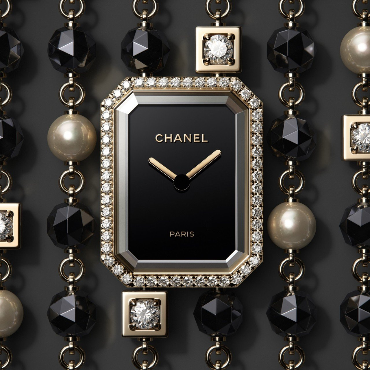 STYLE Edit: Chanel reinvents its 1987 classic timepiece with 18