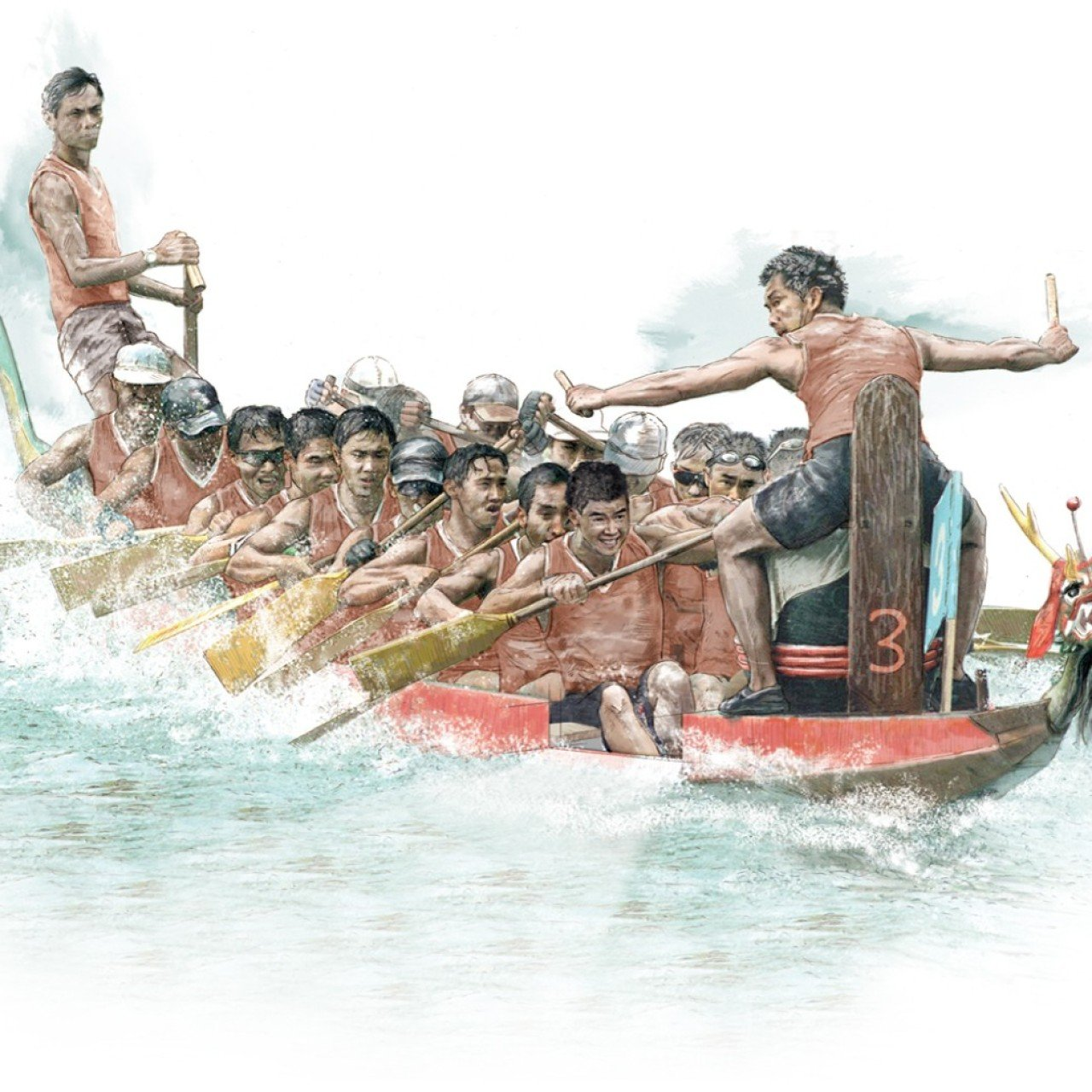 Dragon Boat Festival: how an ancient Chinese tradition became a