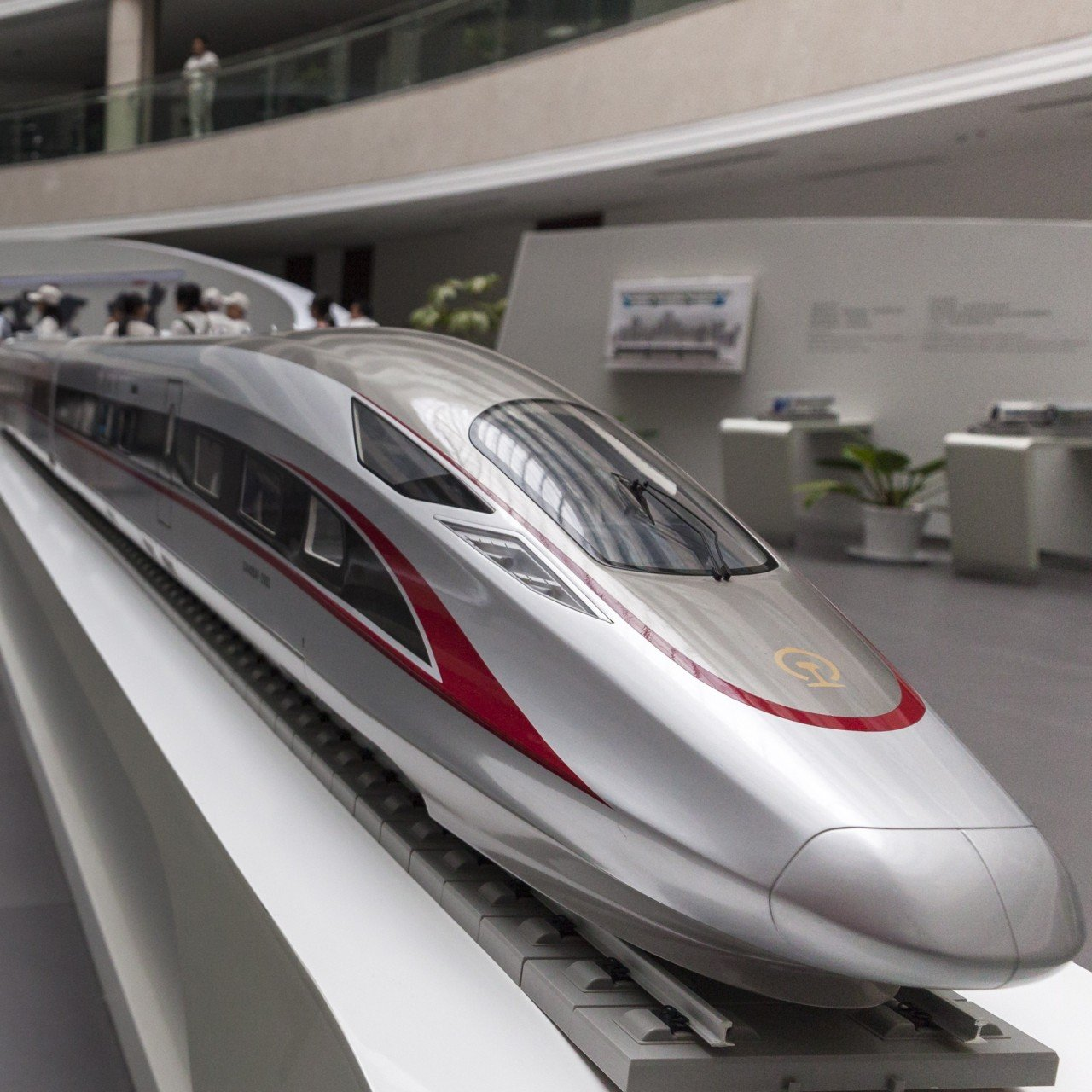 China wants to fund Thailand's US$12 billion high-speed railway