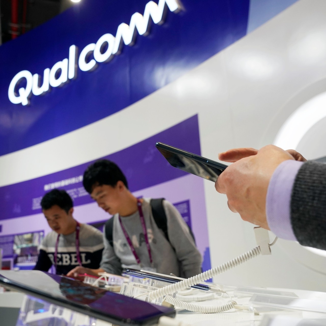 Qualcomm claims 5G leadership in new phones coming this year