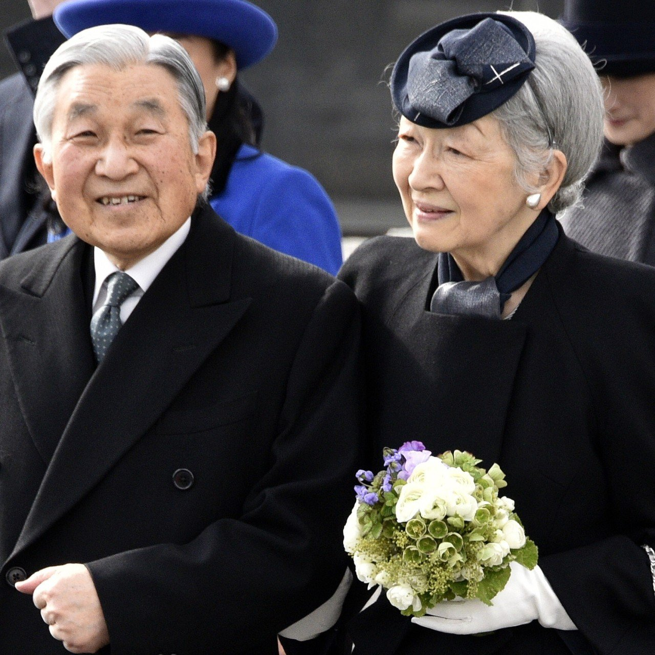 Japan's Emperor Akihito abdicates, and Crown Prince Naruhito