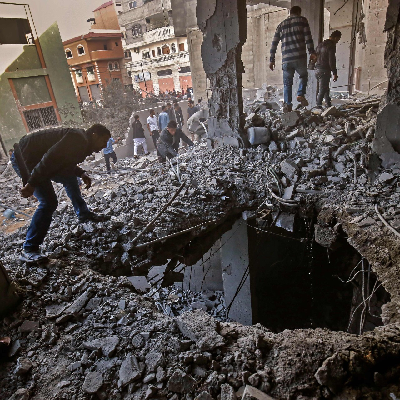 Ceasefire between Israel and Palestine ends deadly two days