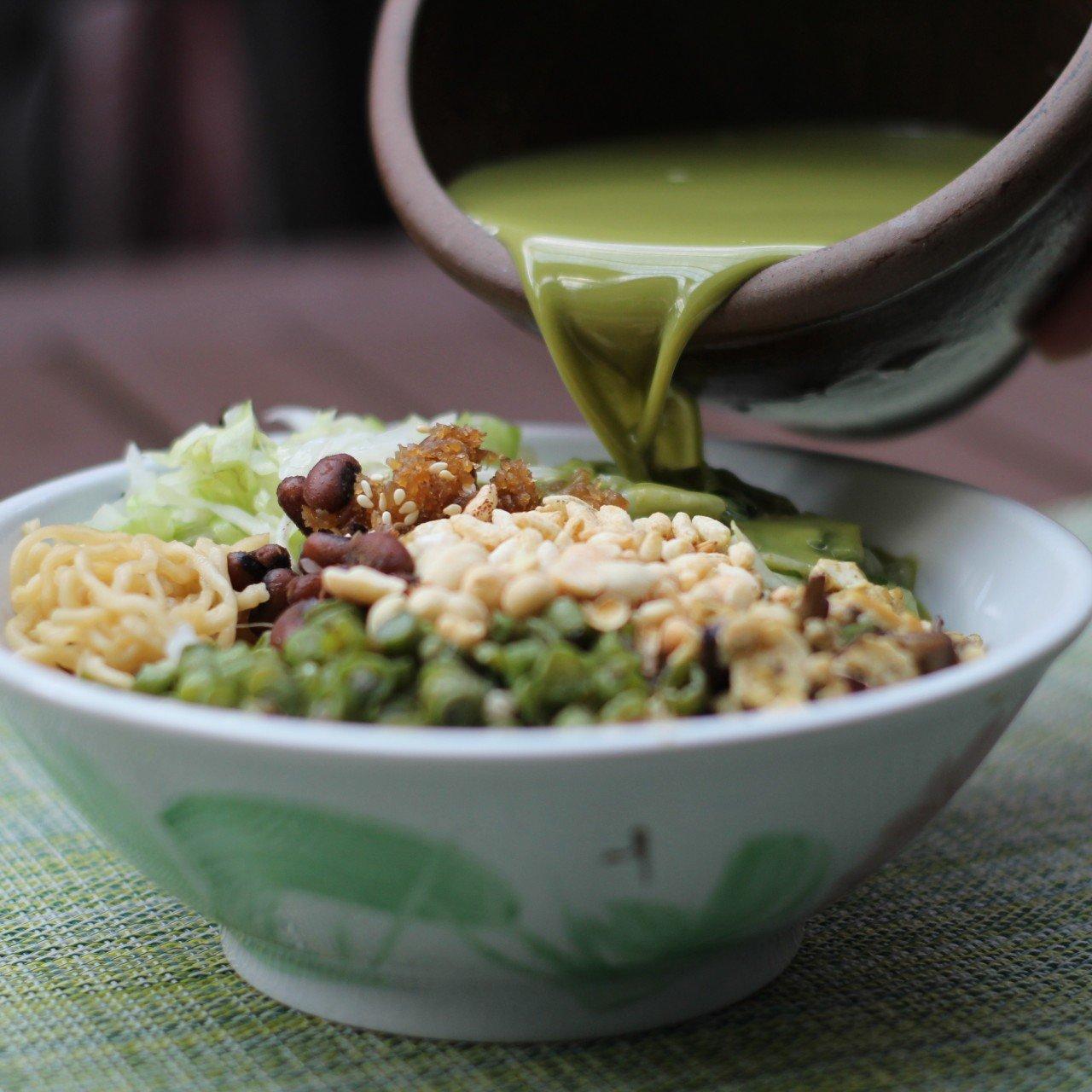 Hakka cuisine in Singapore: where to find leicha thunder tea