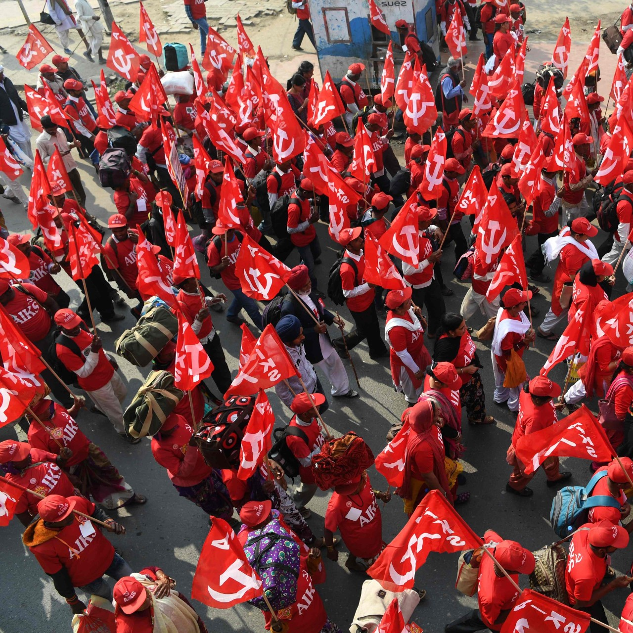 Communism in India: dead or just waiting for young saviours