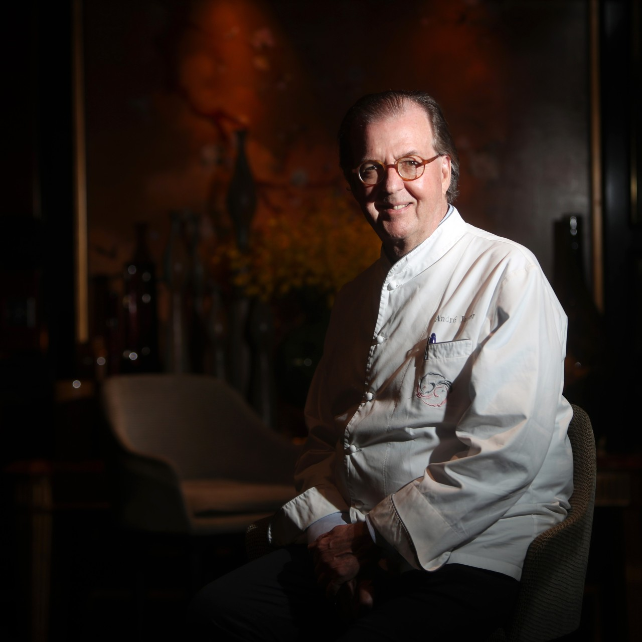 Swiss chef André Jaeger on his Hong Kong years and why he had to