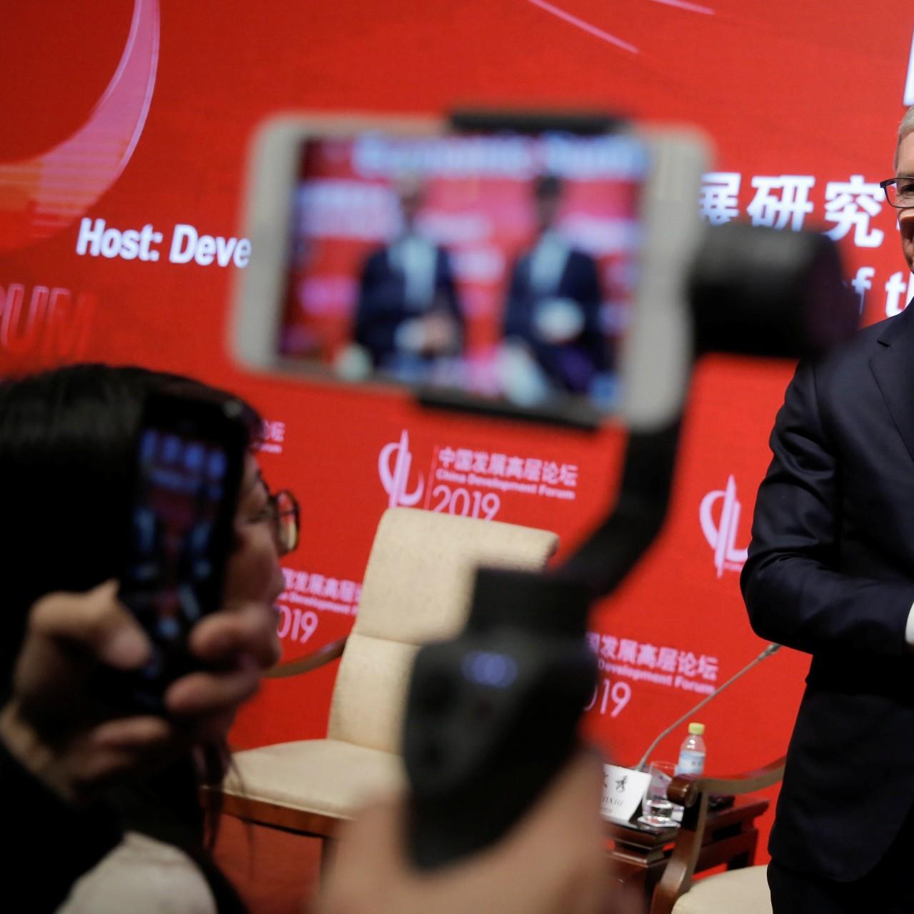 Apple's China woes may worsen as Huawei ban nudges die-hard