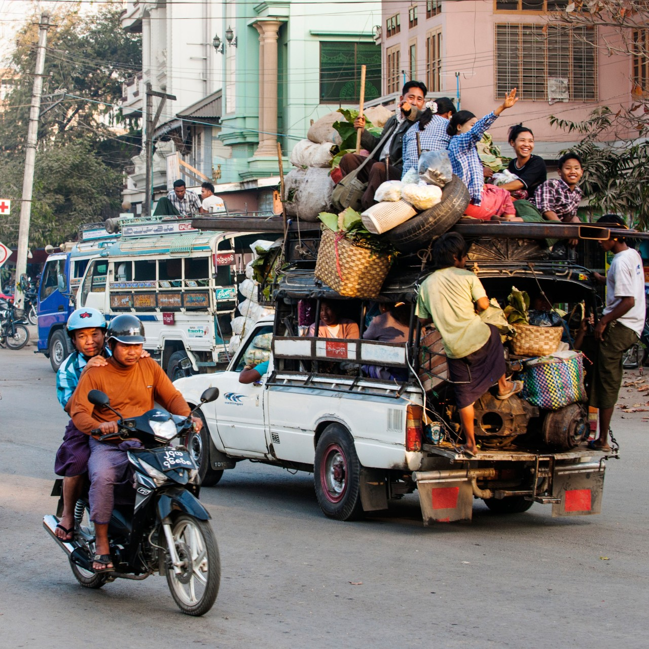 Myanmar's beauty and troubles laid bare in A Savage Dreamland by