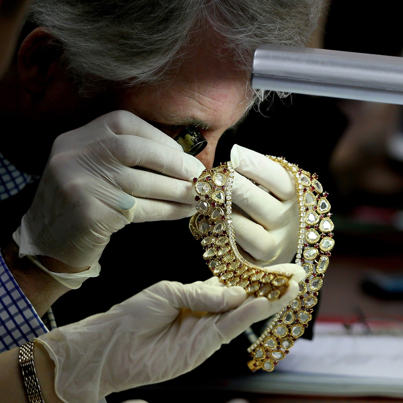 3e46c16be Philippines to auction huge cache of ill-gotten jewellery seized from  Imelda Marcos, wife of former dictator Ferdinand | South China Morning Post