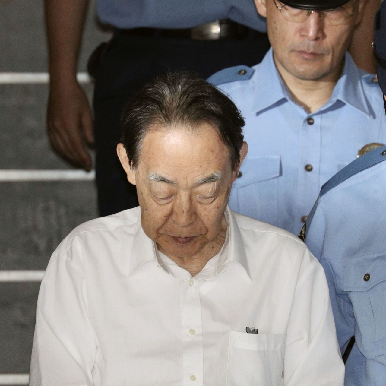 Former Japanese diplomat killed his son out of fear he would