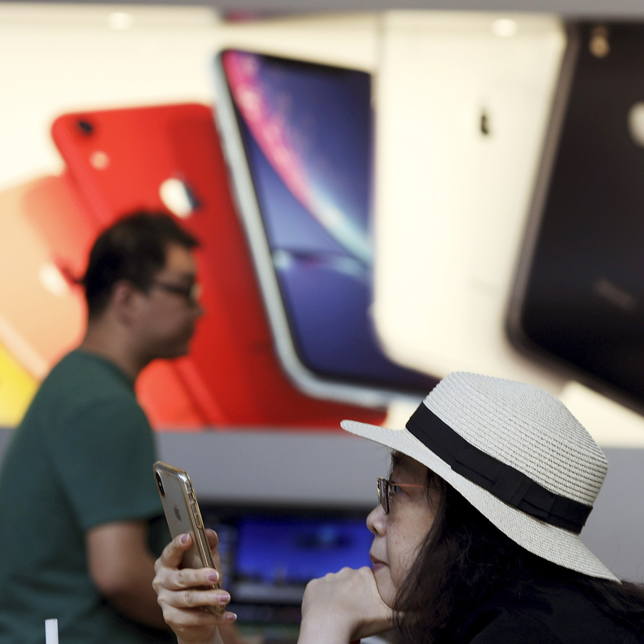 Apple's US-bound iPhones can all be made outside China if