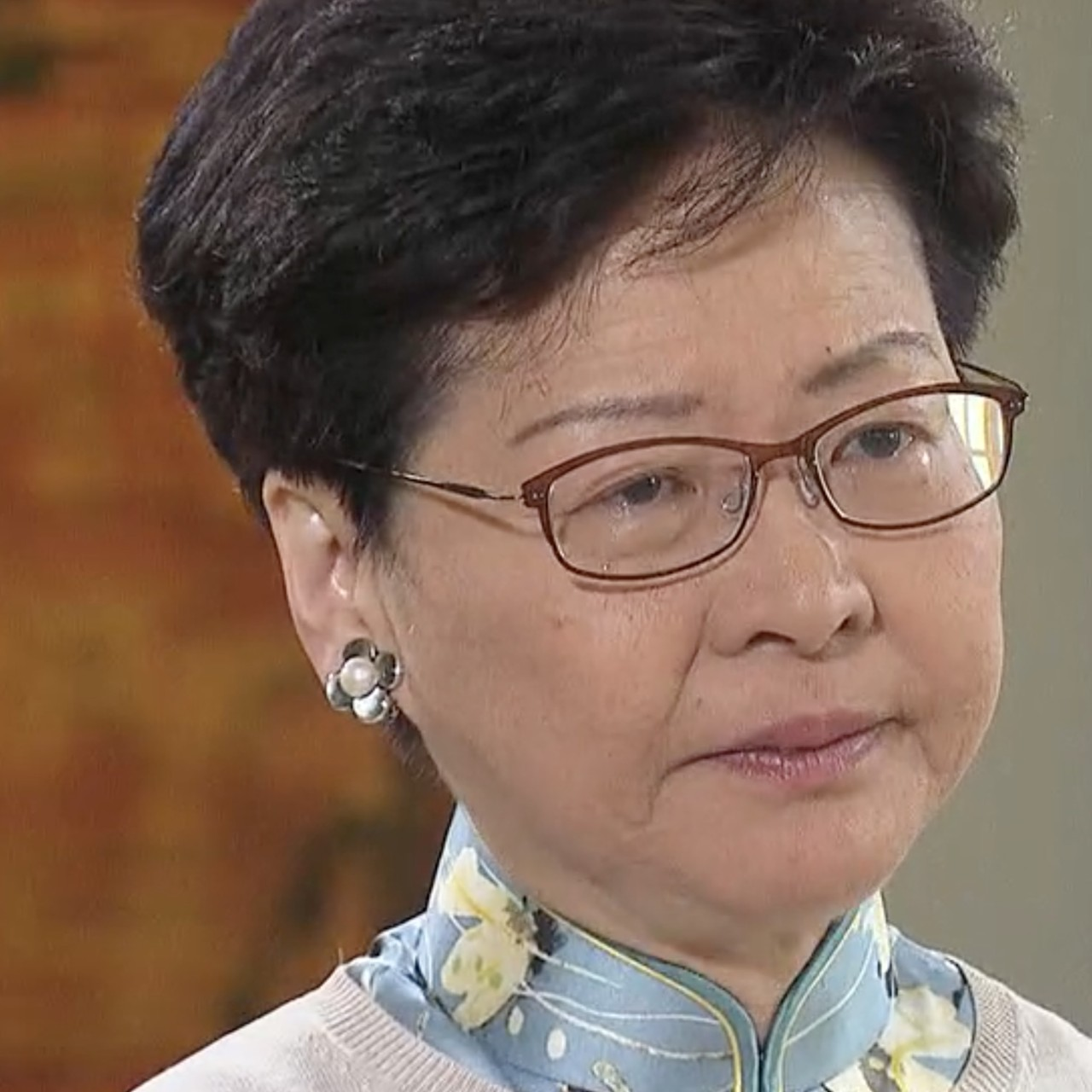 Hong Kong Chief Executive Carrie Lam accuses anti-extradition bill