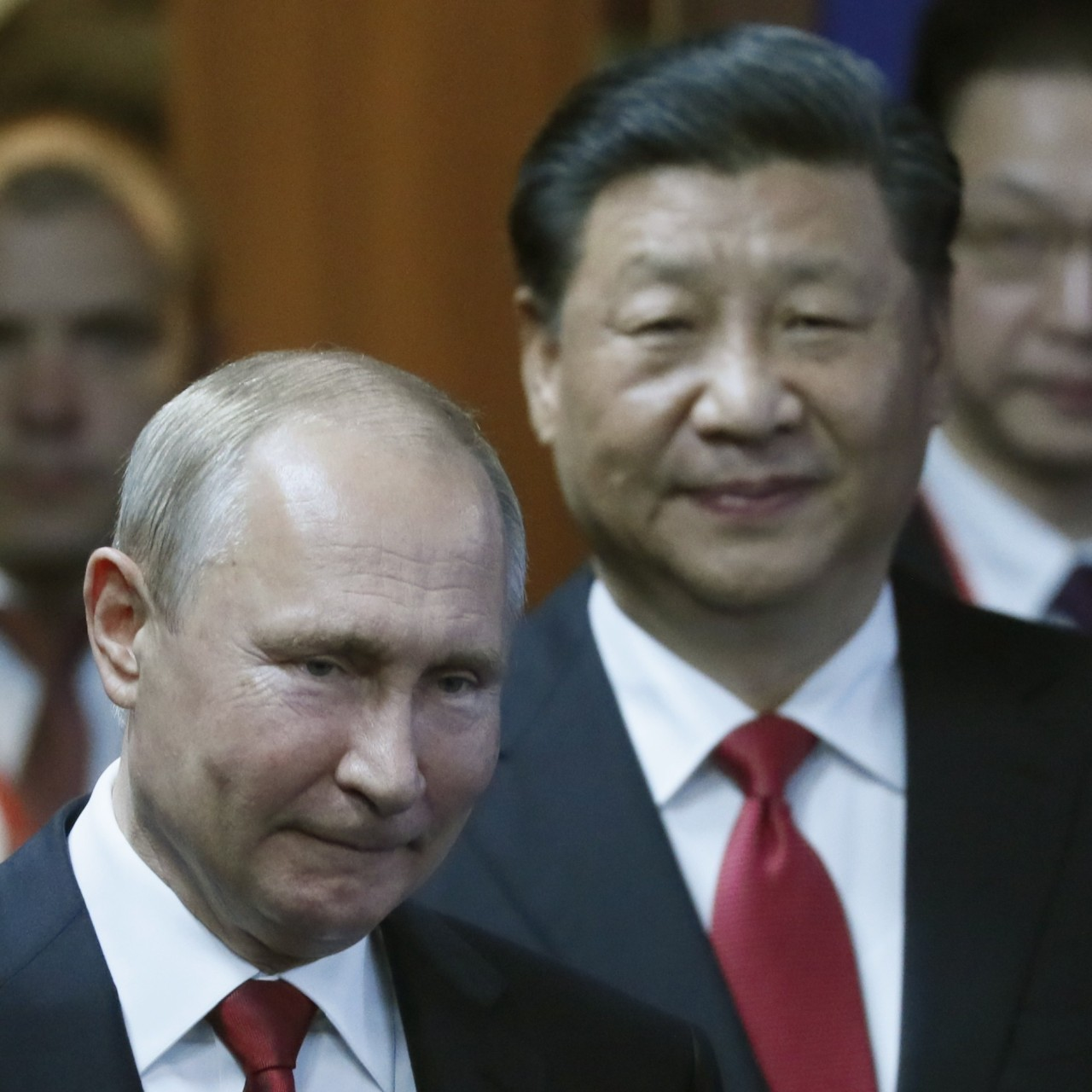 Why the Putin-Xi bromance is a sign of things to come for Russia and