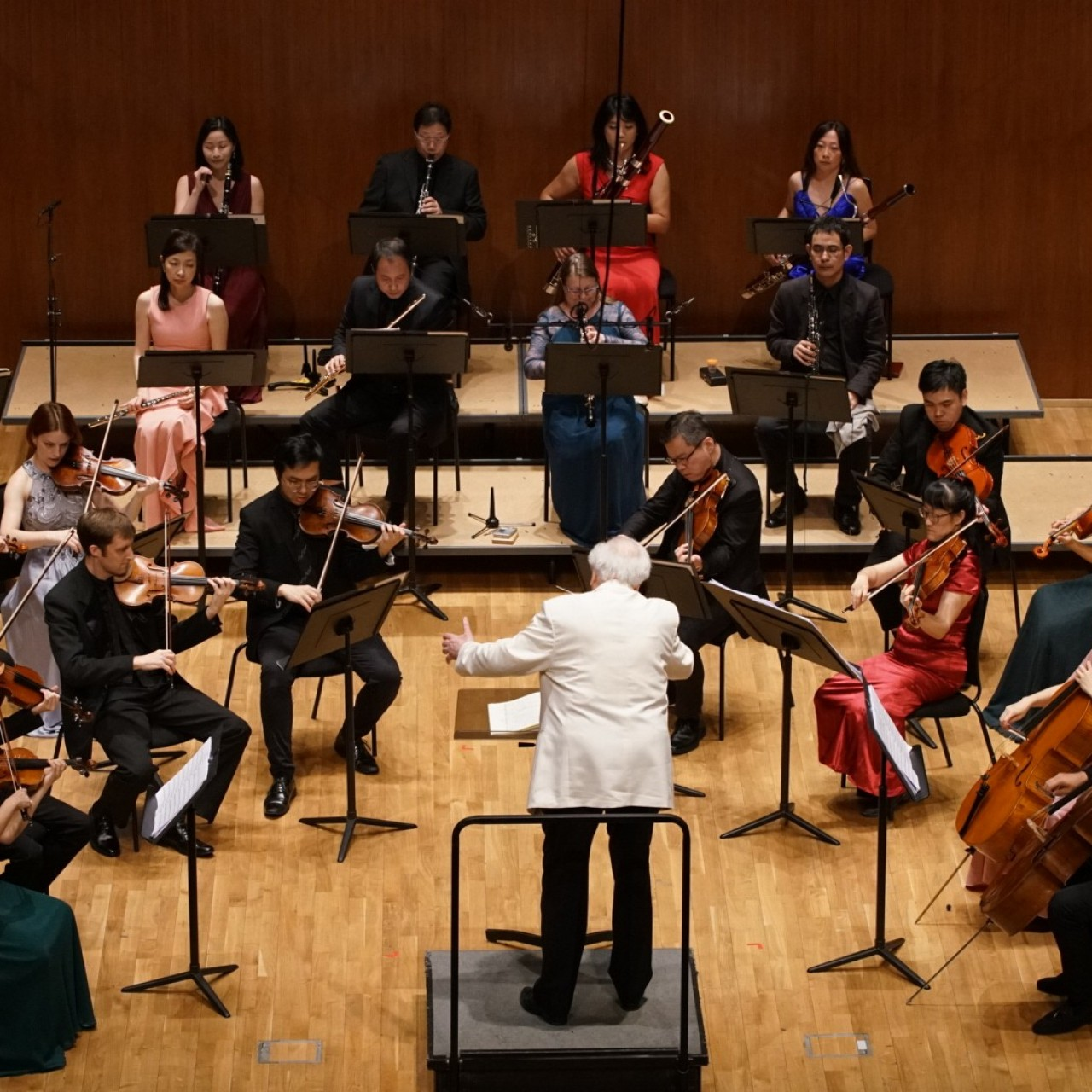 How Asian Youth Orchestra changed a Hong Kong refugee's life   South