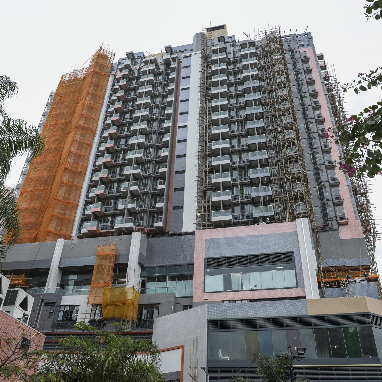 Hong Kong's building boom in tiny flats fizzles out as T-Plus in