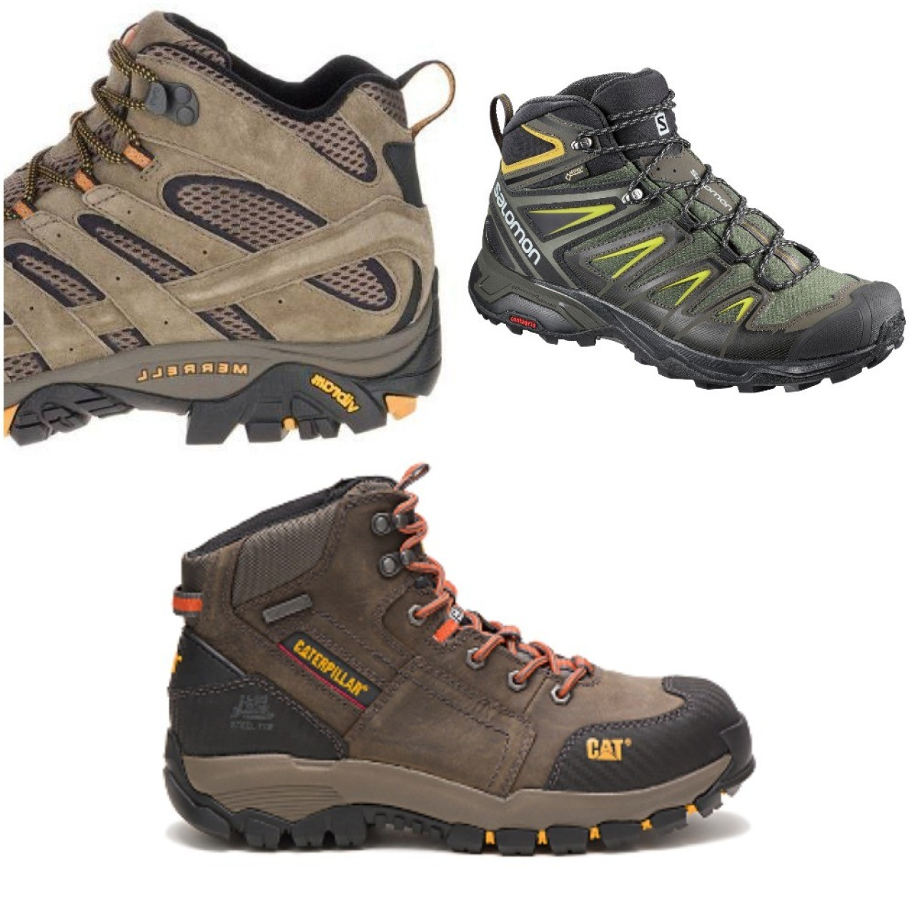 77799929f6 What hiking shoes should I buy in 2019? Salomon, Merrell ...