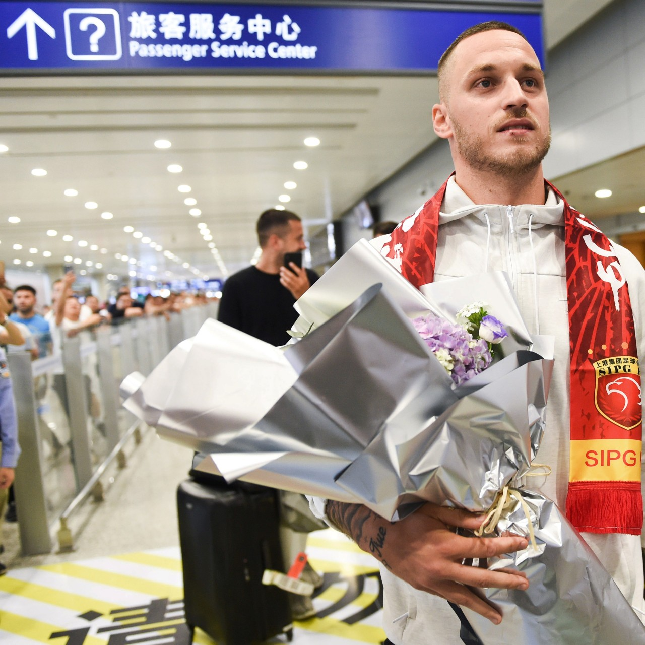 Chinese Super League: red flags over Marko Arnautovic suggest