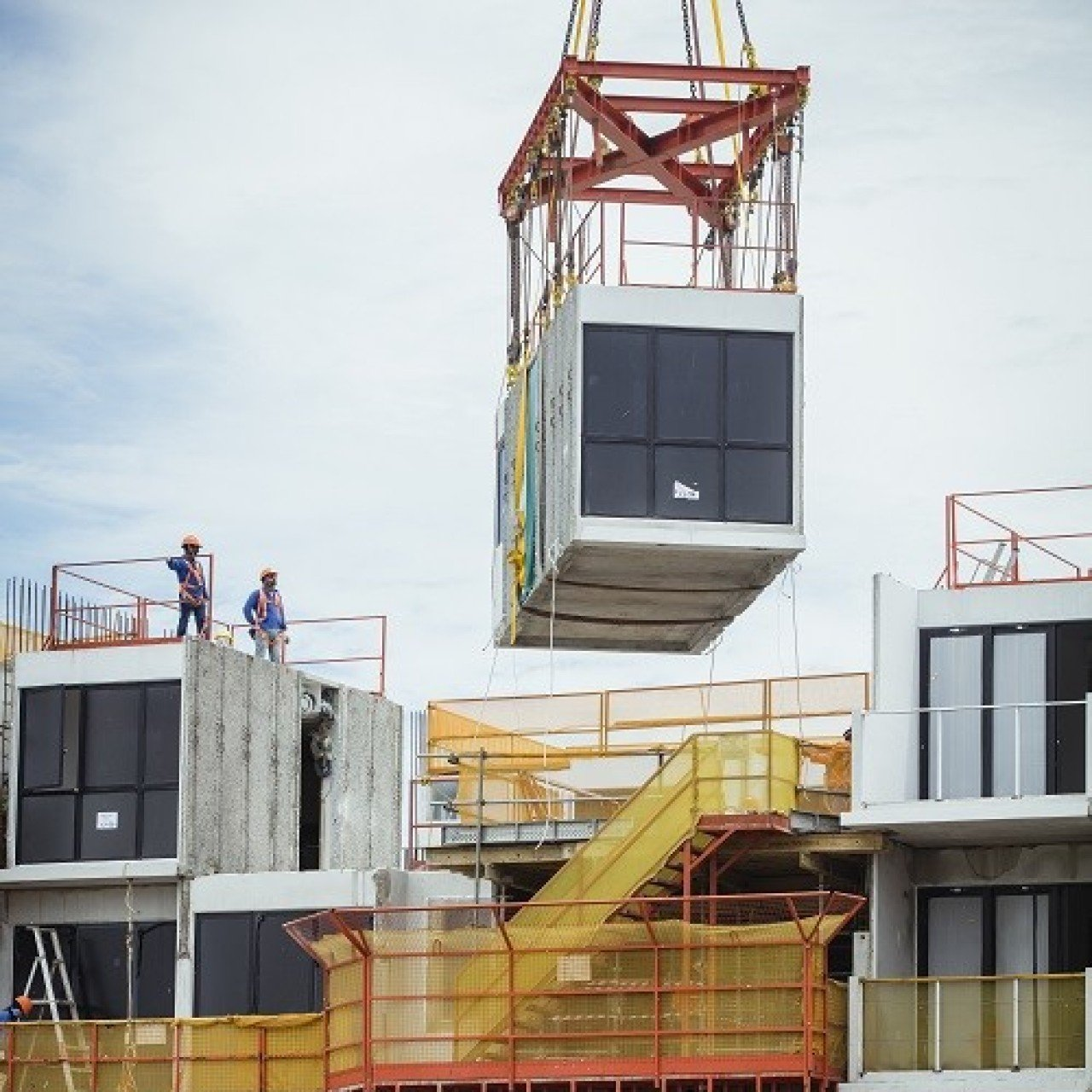 Singapore is embracing 'Lego style' prefabricated construction