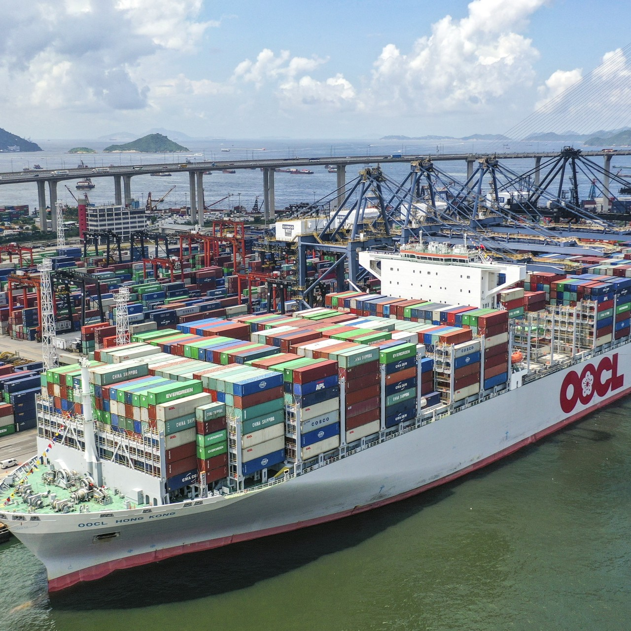 US security concerns force Cosco-owned Orient Overseas to sell Long