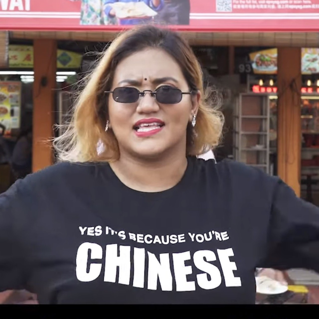 Offensive' Singapore rap video by Preetipls attacking