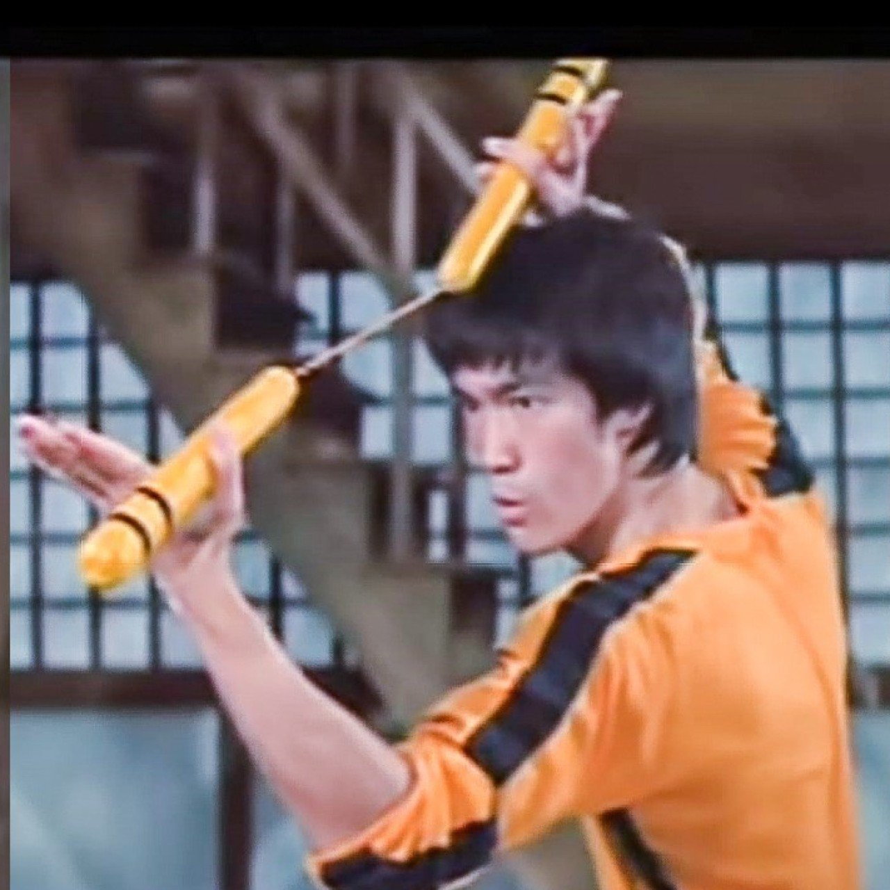 Me and my uncle Ip Man taught Bruce Lee Wing Chun kung fu  He was