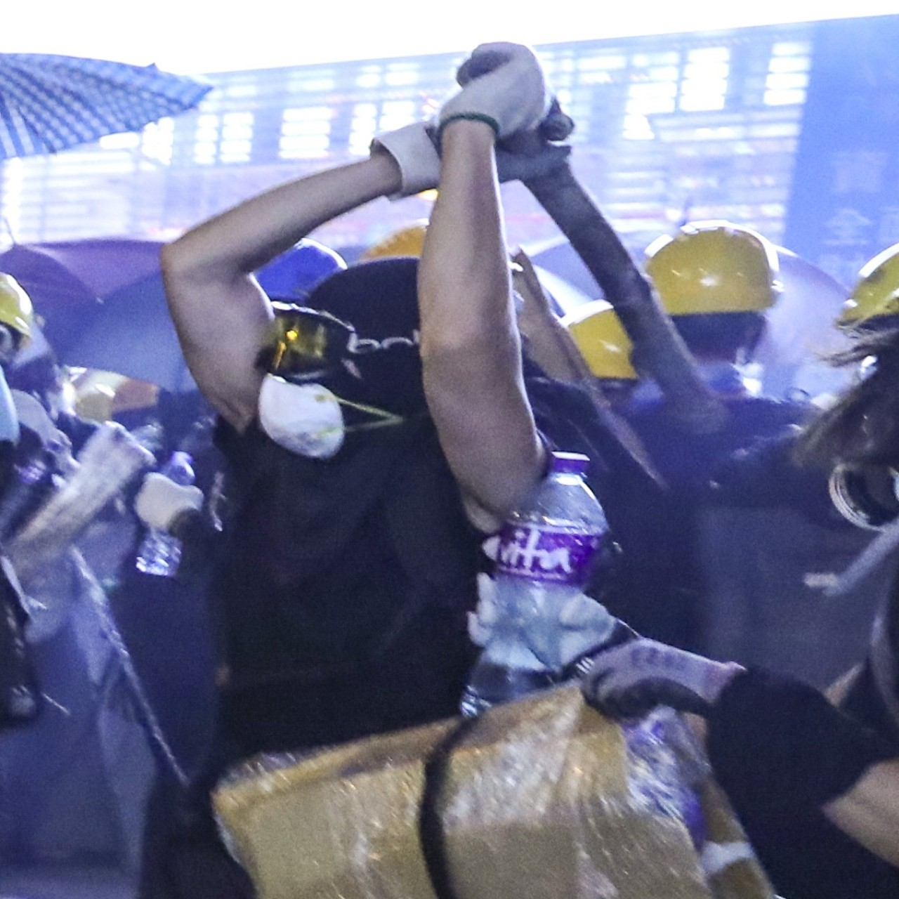 How to kill Hong Kong police' and what comes next | South