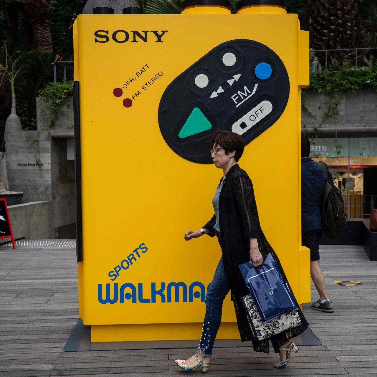 MP3 players are making a comeback with travellers – seven