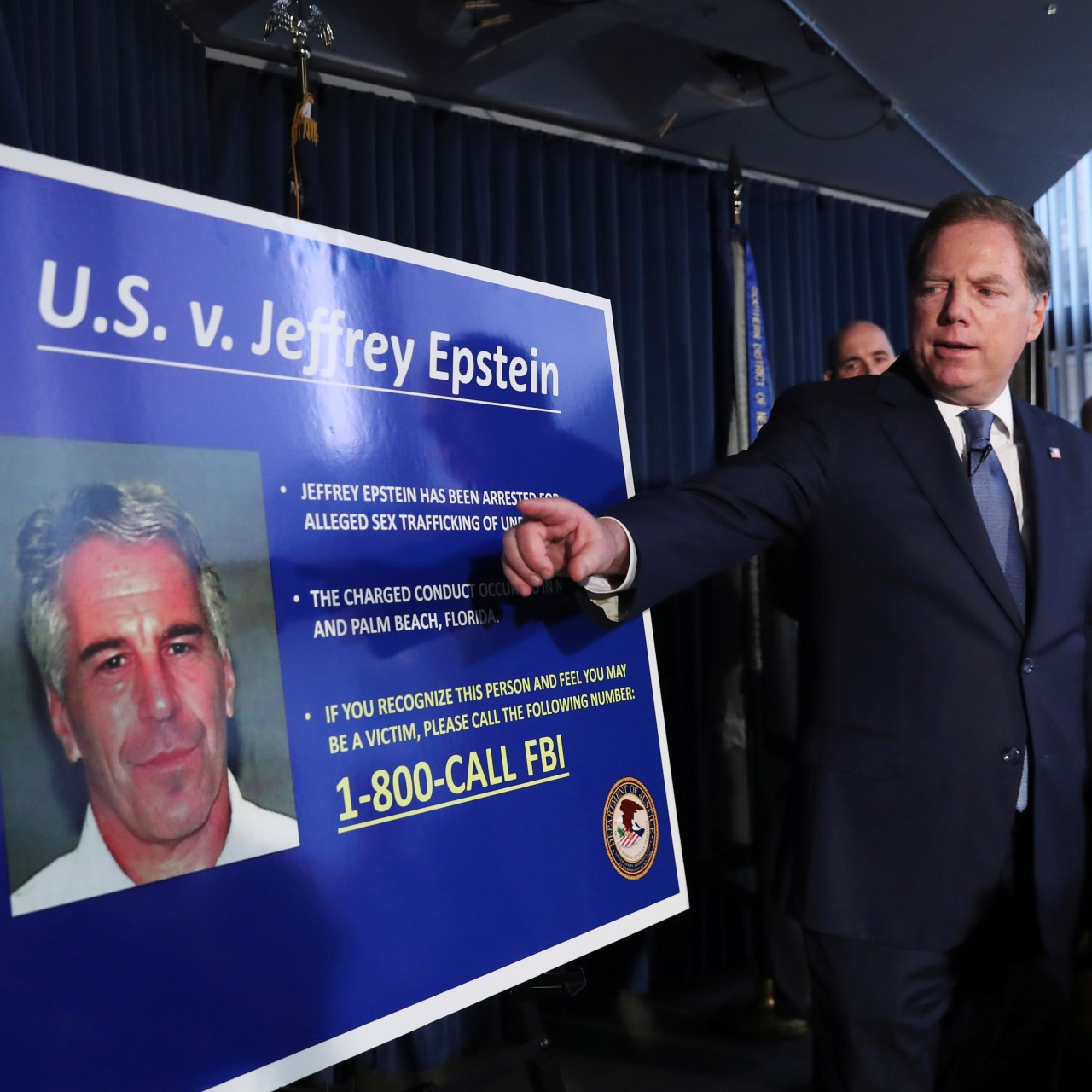 Psychologist approved Jeffrey Epstein's removal from suicide